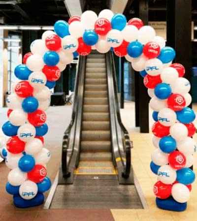 globos personalizados para empresas